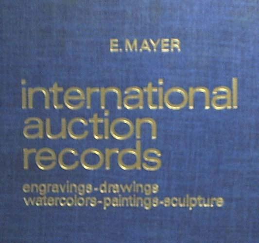 Mayer.International Auction Records  1980