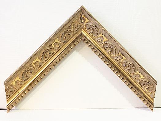 Moulding 5031  Ornate Gold . Width 1.75