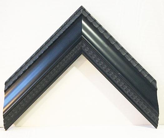 Moulding 6349  Traditional Black Ornate. Width 2.50