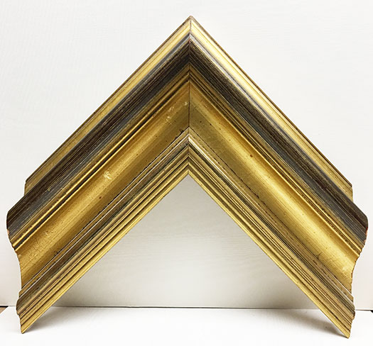 Moulding 1078   Traditional Gold. Width 3.50
