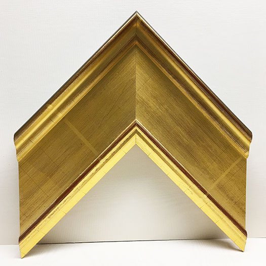 Moulding 10505  Traditional Gold. Width 3.25
