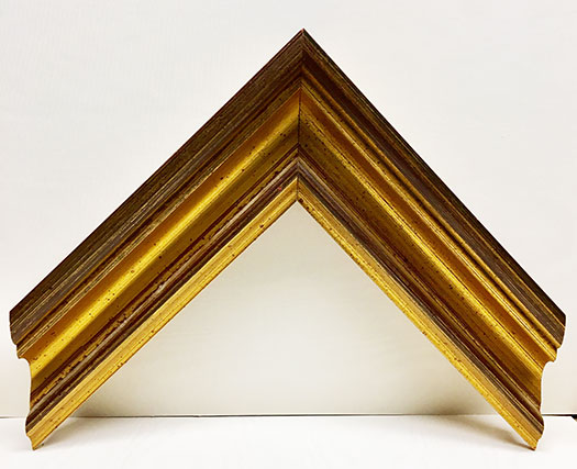 Moulding 1043  Traditional Gold. Width 2.00