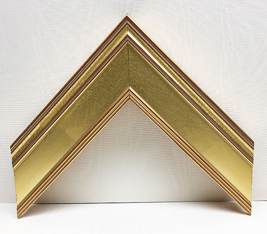 Moulding 8614  Contemporary Gold. Width 2.00