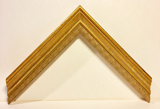 Moulding  8782 Traditional Antique Gold. Width 1.13