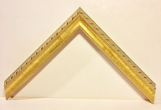Moulding  6272 Traditional Gold. Width 1.00