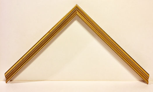 Moulding  1200 Traditional Gold. Width 0.50