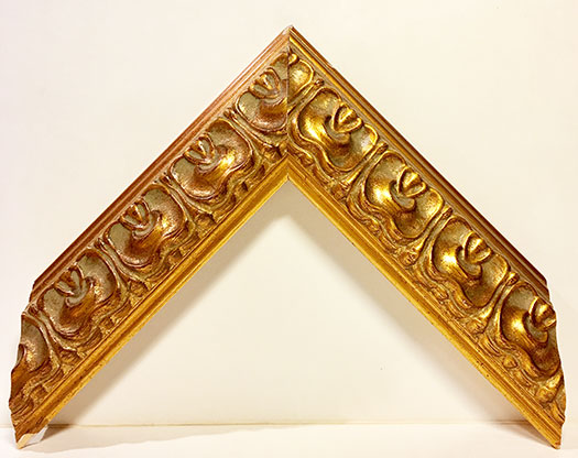 Moulding  8791  Traditional Ornate Gold. Width 2.00